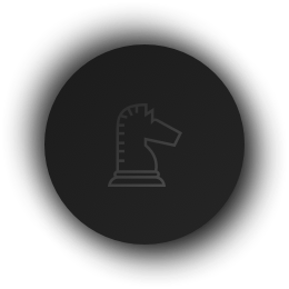 pacheragency icon business storytelling chess